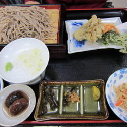 [そば]蕎麦茶屋 榛名山本坊
