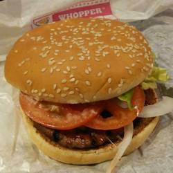 [ハンバーガー]バーガーキング 高田馬場店
