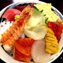 [海鮮丼]食事処 たねいち