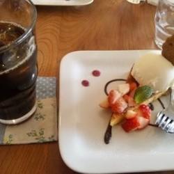[カフェ]Mecco Cafe