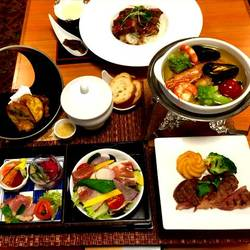 [フレンチ]成田ビューホテル Dining The TOP