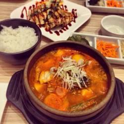 [韓国料理]東京純豆腐 丸の内パレスビル店