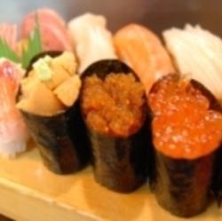 [寿司屋]たけ江鮨