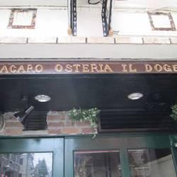 [イタリアン]Bacaro&Osteria IL DOGE