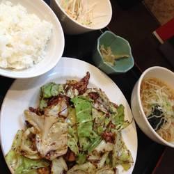 [中華料理]パンダ美食
