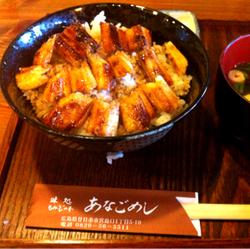 [あなご料理]あなごめし和田