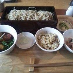 [そば]蕎庭