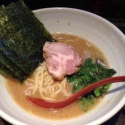 [ラーメン]麺屋けんゆう 中野新橋店