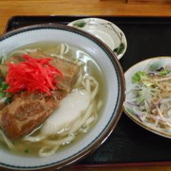 [沖縄料理]くんじゃんそば