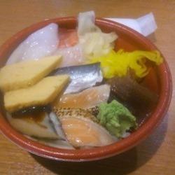[回転寿司]大江戸 パサール三芳店