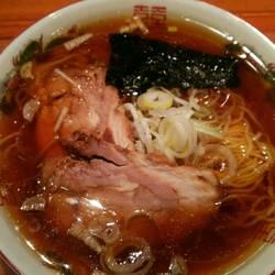 [そば]肉そば 中華そば 井関屋