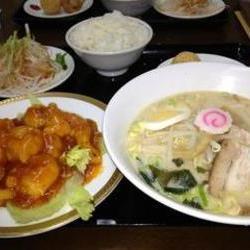 [中華料理]中華料理 鴻福軒