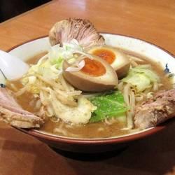 [ラーメン]麺や しむら