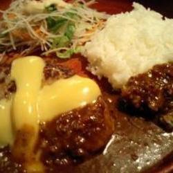 [ハンバーグ]ハンバーグレストラン びっくりドンキー 秋田御所野店