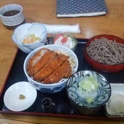 [そば]元祖蕎麦どころ 福寿美