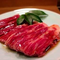 北海道ではハラミもサガリと称する店が多いですが此方は正真正…