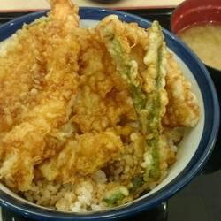 [天丼]てんや 羽田空港第2ターミナル店