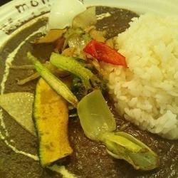[カレーライス]momo curry