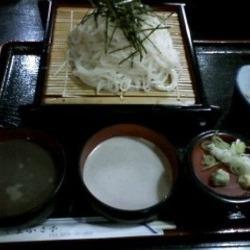 [日本料理]白石うーめんやまぶき亭