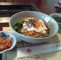 [焼肉]焼肉レストラン駒沢東京園
