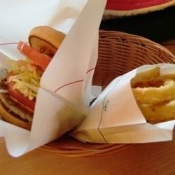 [ハンバーガー]モスバーガー 横浜こどもの国店