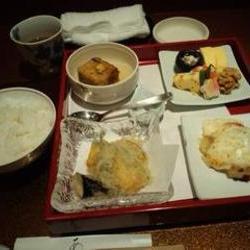 お野菜スープ・お野菜和え物・お野菜天麩羅・お野菜蒸し物・お…