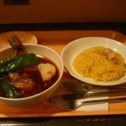 [カレーライス]スープカリィ厨房 ガネー舎