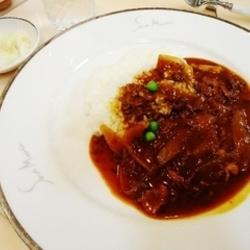 [カレー]カレーハウス サンマルコ京都伊勢丹店