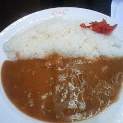 [カレーライス]カレーショップ C&C 笹塚店