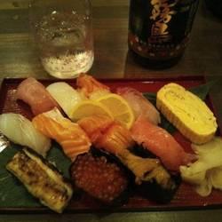 [寿司屋]魚旬
