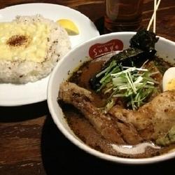 [カレーライス]soup curry Suage+