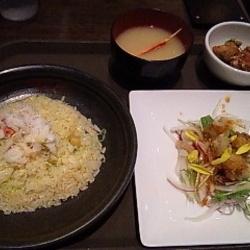 [中華料理]かにチャーハンの店