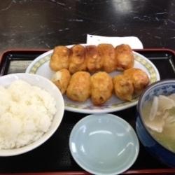 [餃子]ホワイト餃子 高島平店
