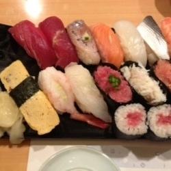 [寿司屋]鮨いつき
