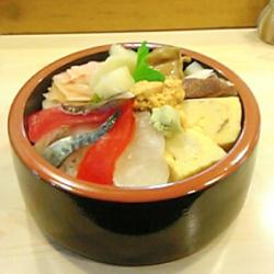 [寿司屋]松寿し