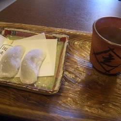 [和菓子]走井餅老舗