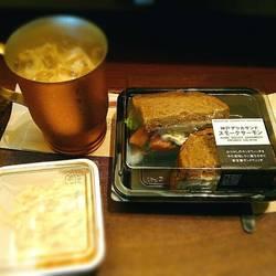 [コーヒー]上島珈琲店 あざみ野ガーデンズ店