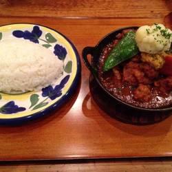 [カレーライス]Curry Cari-Rio
