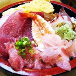 お魚が新鮮です。ぷりっぷりです。たまごもちゃんとおいしい。…