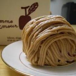 [カフェ]Pomme d'Amour