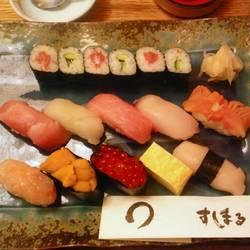 [寿司屋]四季の寿司処 すしまる