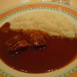 [カレーライス]カレーハウス サンマルコ 名古屋高島屋店
