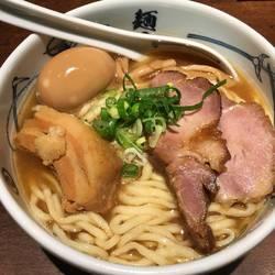 [ラーメン]麺屋武蔵 芝浦店