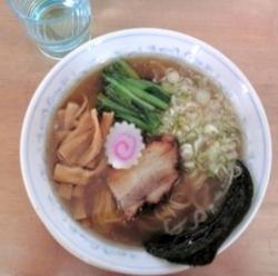 [つけ麺]食い味の道有楽