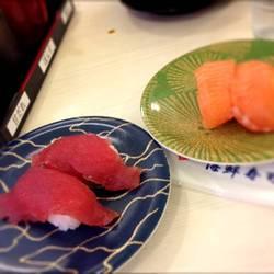 [寿司屋]海鮮寿司とれとれ市場