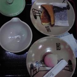[喫茶店]山本山 日本橋本店 喫茶室