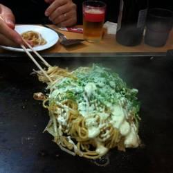 [お好み焼き]お好み焼き 鶴橋風月 FUGETSU エビスタ西宮店