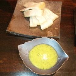 シンプルな味わいが、芋焼酎のアテに最高です☆
