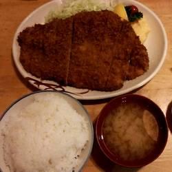 [とんかつ]弥次喜多 大諏訪店