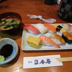 [寿司屋]築地日本海 両国店